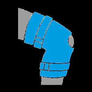 Kniebandage