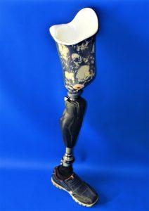 Prothesenversorgung Kann Auch Cool Und Stylisch Sein.